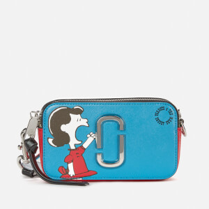 Marc Jacobs Women's Snapshot Peanuts Americana Bag - Blue Multi