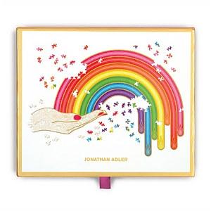 Jonathan Adler: Rainbow Hand 750 Piece Puzzle