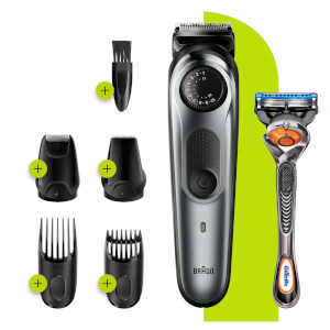Beard Trimmer 7 - 4 Attachments