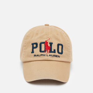 Polo Ralph Lauren Men's Chino Sports Cap - Luxury Tan