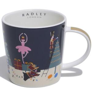Radley Little Drummer Dog Mug