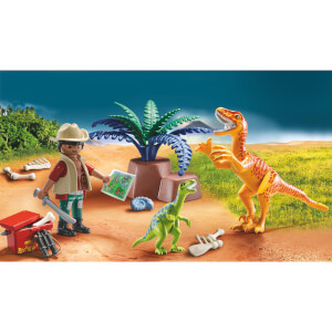 Playmobil Dino Explorer Carry Case (70108)