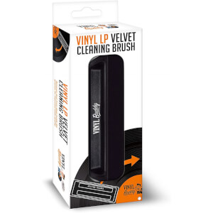 Vinyl Buddy LP Velvet Cleaning Brush