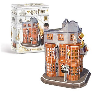 Harry Potter - Diagon Ally Weasleys' Wizard Wheezes 3D Jigsaw Puzzle