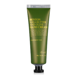 Benton Shea Butter & Coconut and Olive Hand Cream 50ml