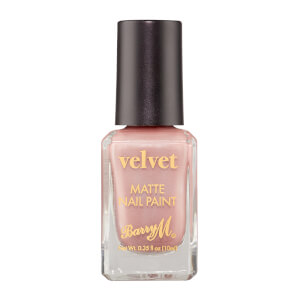 Barry M Cosmetics Velvet Nail Paint 10ml (Various Shades)