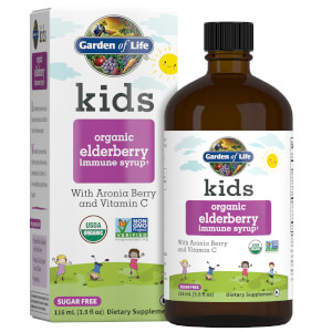 Kids Elderberry Syrup