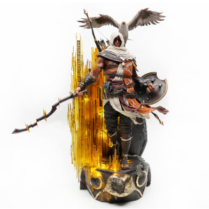 PureArts Assassin's Creed Animus Bayek 1:4 Scale Statue