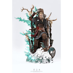 PureArts Assassin's Creed Animus Eivor 1:4 Scale Statue