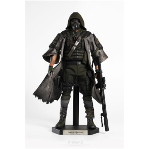 PureArts Tom Clancy's Ghost Recon Breakpoint Cole D. Walker 1:6 Scale Action Figure