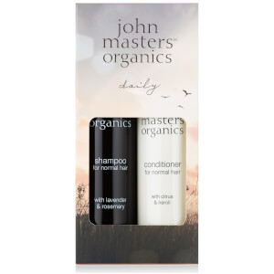 John Masters Organics Daily Collection (Worth £38.00)