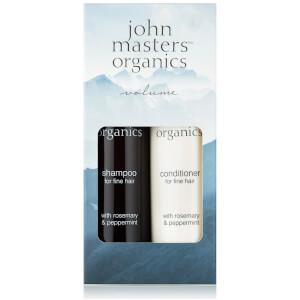 John Masters Organics Volume Collection (Worth £48.00)