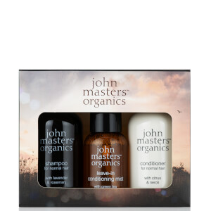 John Masters Organics Travel Collection (Worth £24.00)