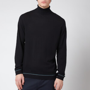 Ted Baker Men's Exarno Rollneck Jumper - Black
