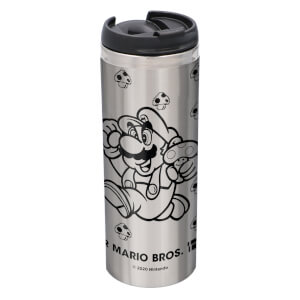 Super Mario Bros. Thermal Flask - Super Mario Bros. 35th Anniversary