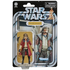 Hasbro Star Wars Galaxy's Edge The Vintage Collection Hondo Ohnaka Action Figure