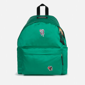 Eastpak Men's X Undercover Padded Pak'R Satin Backpack - Green