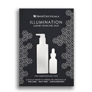 SkinCeuticals Illumination Luxury Skincare Duo (Worth £185.00)