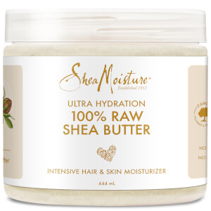Shea Moisture Raw Shea Butter 444ml