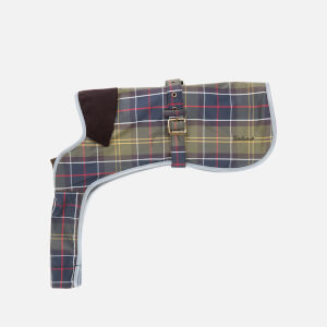 Barbour Casual Waterproof Tartan Dog Coat - Classic