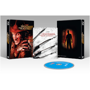 Nightmare on Elm Street - Zavvi Exclusive Steelbook with Slipcase