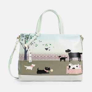 Radley Women's Radley And Friends - Weekend Walkies Medium Ziptop Multiway - Cloud