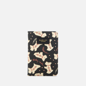 Radley Women's Dotty Dog Passport Cover - Black