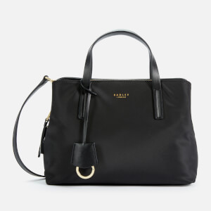 Radley Women's Finsbury Park Medium Ziptop Multiway - Black
