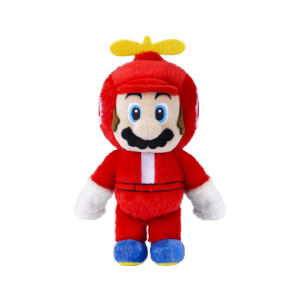 Propeller Mario Soft Toy - Nintendo Tokyo Exclusive Collection (Model-B)