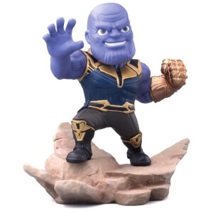 Beast Kingdom Avengers Infinity War Thanos Mini Egg Attack Figure