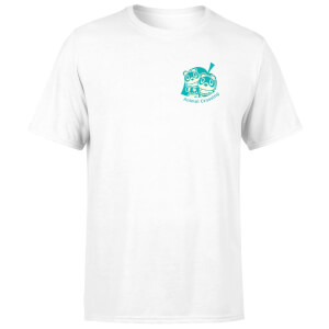 T-Shirt Nintendo Animal Crossing Mirco & Marco Pocket - Bianco - Uomo