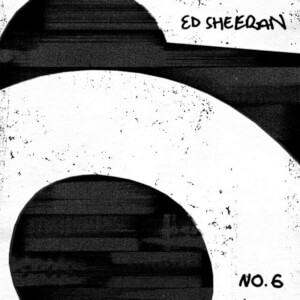 Ed Sheeran - No.6 Collaborations Project 2LP