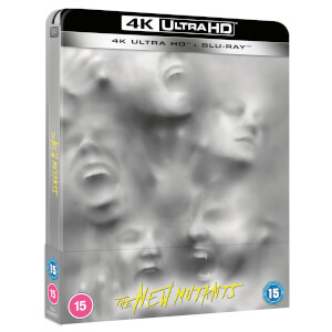 Marvel's New Mutants - Zavvi Exklusives 4K Ultra HD Steelbook (Inkl. 2D Blu-ray)
