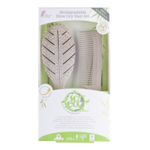 So Eco Biodegradable Blow Dry Hair Set