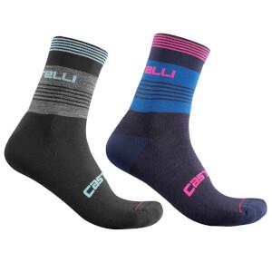 Castelli Women's Linea 15 Socks