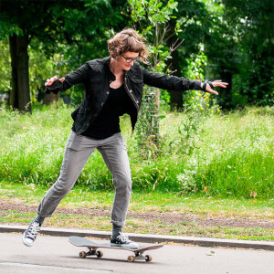 Private Skateboarding Lesson in London