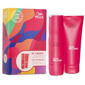 Wella Professionals Care INVIGO Color Brilliance Duo (Worth $57.90)