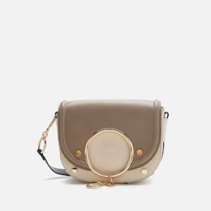 See By Chloé Women's Cross Body Bag - Motty Grey