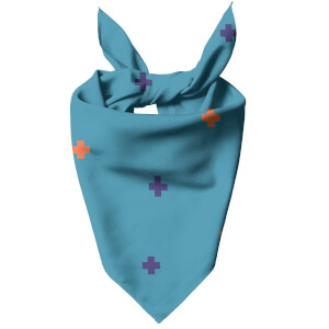 Mixed Cross Dog Bandana