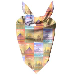 Travel In Asia Dog Bandana