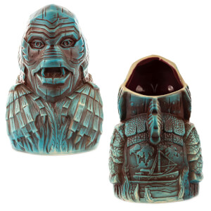 Mondo Creature from the Black Lagoon 3D Variant Tiki Mug