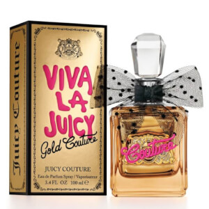 Juicy Couture Viva La Juicy Gold Eau de Parfum (Various Sizes)