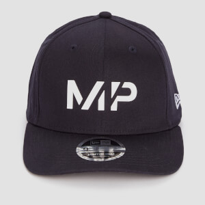 MP New Era 9FIFTY Stretch Snapback - Navy/White