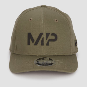 MP 9FIFTY Stretch Snapback - Dark Olive/Black