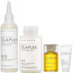 Olaplex No.0, No.3 and No.7 Bundle