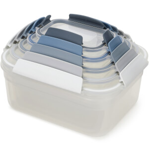 Joseph Joseph Editions Nest Lock 5 Piece Container Set - Sky