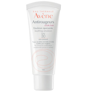 Avène Antirougeurs Day Emulsion SPF30 Moisturiser for Skin Prone to Redness 40ml
