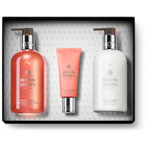 Molton Brown Heavenly Gingerlily Hand Gift Set (Worth $80.00)