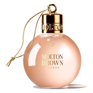 Molton Brown Jasmine and Sun Rose Festive Bauble