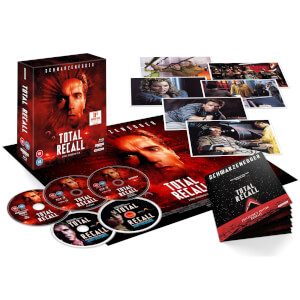Total Recall (30th Anniversary Edition) - 4K Ultra HD Collector's Edition